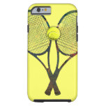 TENNIS RACQUETS & BALL iPhone 6 Case iPhone 6 Case