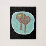 Tennis Racquets Puzzle