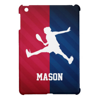 Tennis; Red, White, and Blue iPad Mini Covers