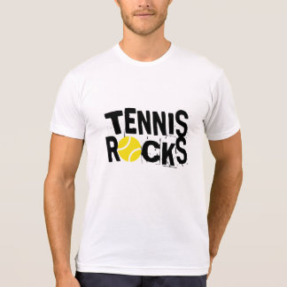 Tennis Rocks Tee shirt