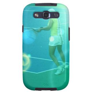 Tennis Samsung Galaxy Case Samsung Galaxy S3 Cases