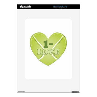 Tennis Score Decal For iPad