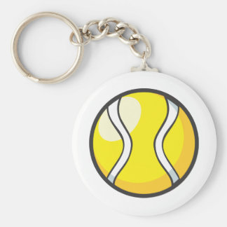 Tennis Shirt - Custom Cool Tennis Ball Shirts Keychain