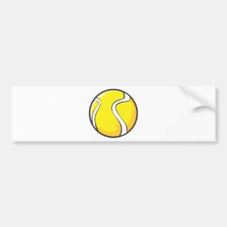 Tennis Shirts - Cool Tennis Ball Shirts Bumper Sticker
