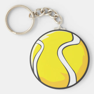 Tennis Shirts - Cool Tennis Ball Shirts Keychain