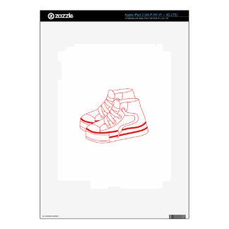 Tennis Shoes iPad 3 Skin