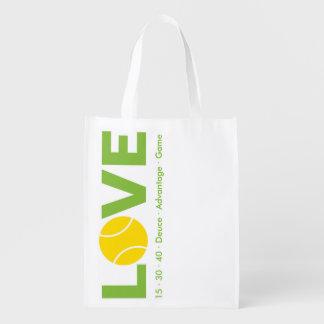 Tennis Shopping Bag