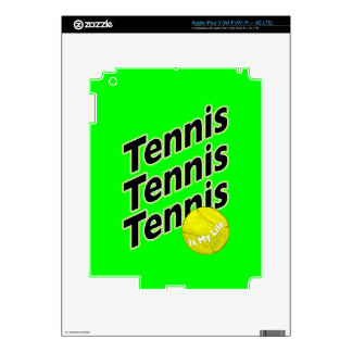 Tennis Skin for iPad or Tablet