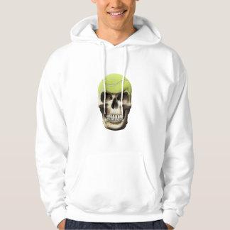 Tennis Skull Hoodie