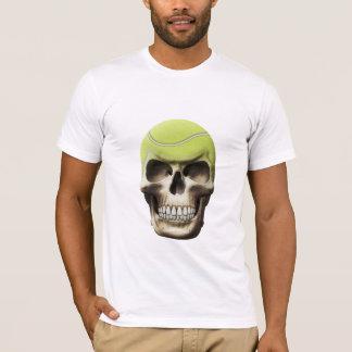 Tennis Skull T-Shirt