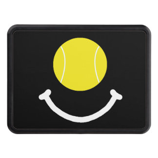 Tennis Smile Tow Hitch Covers
