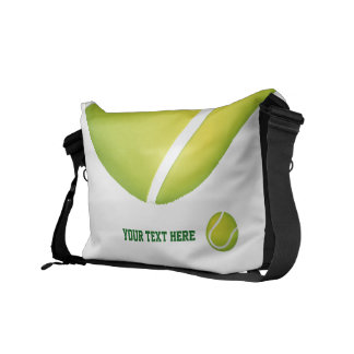 Tennis Sport | Cool Gift Messenger Bag