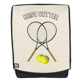 Tennis Sport Theme Backpack