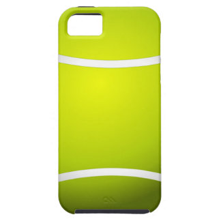 tennis sports ball green game team player court iPhone SE/5/5s case