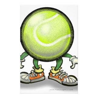 Tennis Stationery