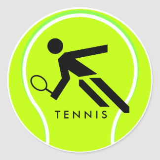 Tennis Sticker 2