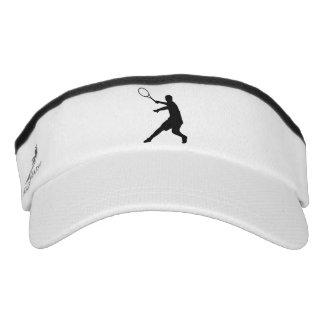 Tennis sun visor cap for player, coach and fan headsweats visor