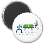 tennis table imán redondo 5 cm