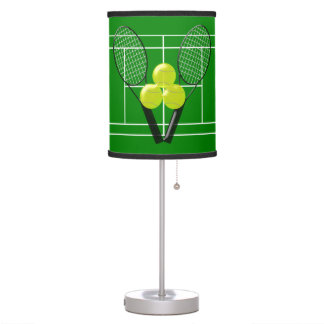 Tennis Table Lamps