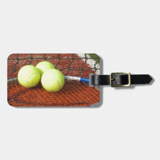 Tennis Tag For Luggage
