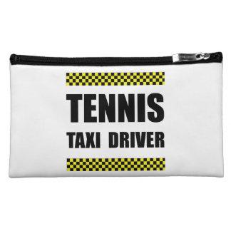 Tennis Taxi Driver Makeup Bag
