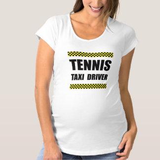 Tennis Taxi Driver Maternity T-Shirt