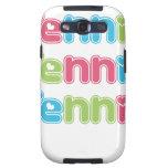 Tennis Tennis Tennis Samsung Galaxy SIII Cases