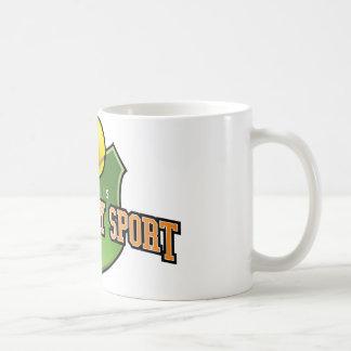 tennis - that's my sport classic white coffee mug