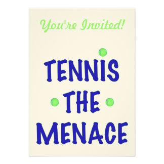 Tennis the Menace Announcements