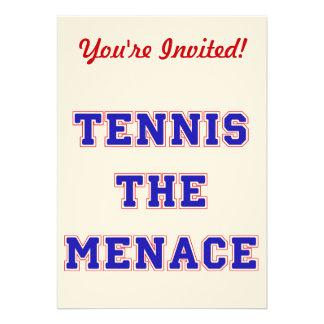 Tennis the Menace Team Invite