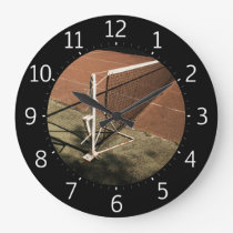 Tennis Time   Sport Cool Gifts Large Clock