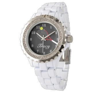 Tennis Time Wrist Watch