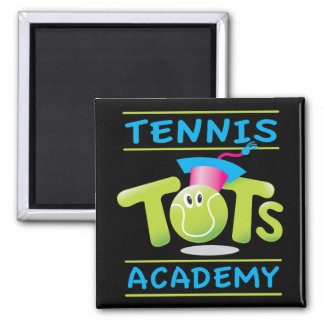 Tennis Tots Academy_Bouncee™ Refrigerator Magnet