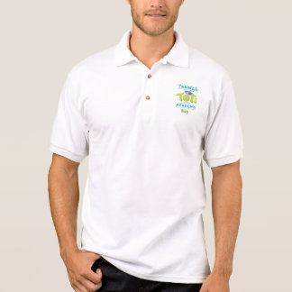 Tennis Tots Academy_Bouncee_personalized Polo T-shirts
