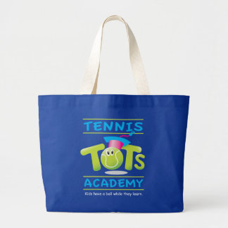 Tennis Tots Academy_Kids have a ball learning Bag