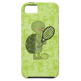 Tennis Turtle iPhone5 case mate vibe iPhone 5 Cases
