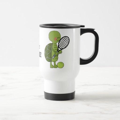 I Love Tennis Mugs I Love Tennis Coffee Mugs Steins