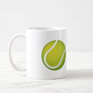 Tennis Type Text Mug