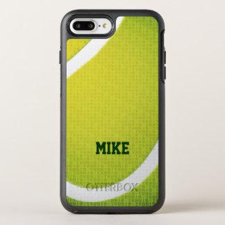 | Tennis Typo Text OtterBox Symmetry iPhone 8 Plus/7 Plus Case