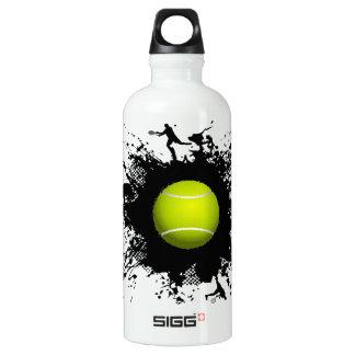 Tennis Urban Style Aluminum Water Bottle