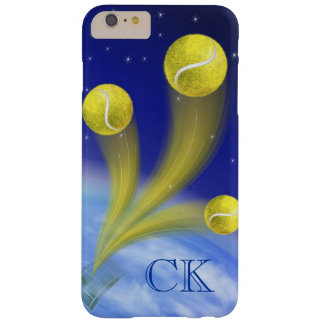 Tennis Victory, personalized Barely There iPhone 6 Plus Case