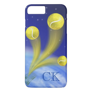 Tennis Victory, personalized iPhone 8 Plus/7 Plus Case