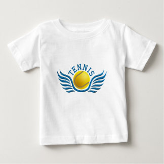 tennis wings baby T-Shirt