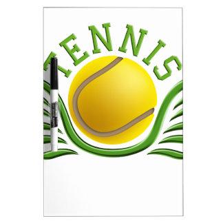 tennis wings Dry-Erase board