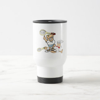 Tennis Winner Travel Mug