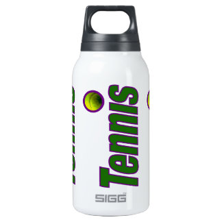 Tennis with Ball Insulated Water Bottle