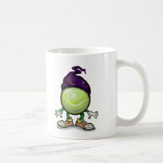 Tennis Wizard Coffee Mug