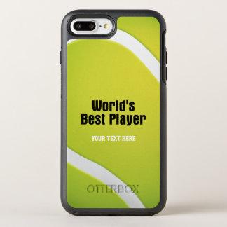 Tennis World's Best Player   Sport OtterBox Symmetry iPhone 7 Plus Case