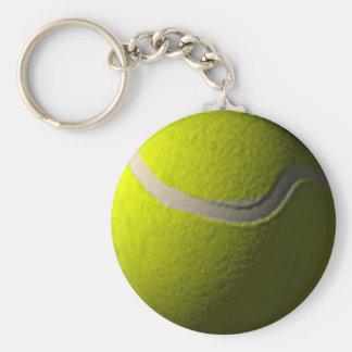 tennisball keychain
