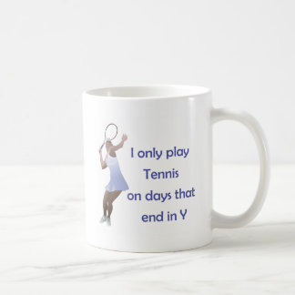 TennisChick Days Coffee Mug